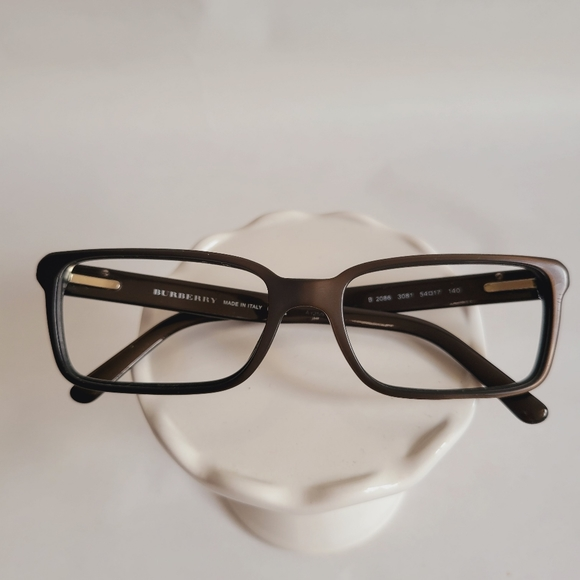 Burberry brown glasses frame